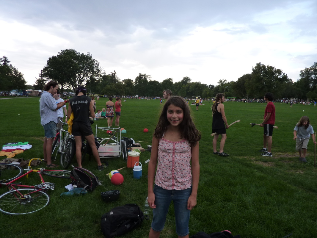 Watch How to Play Muggle Quidditch video